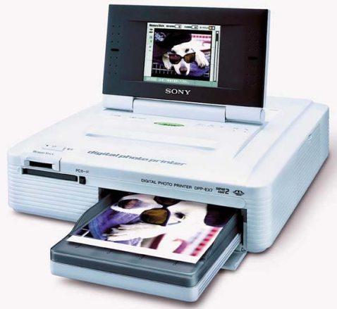 принтер сублимация